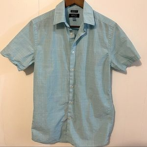 MADE by Design shirt Blue/white S GUC